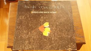 "12"" Hugh Masekela With Kalahari ‎– Bring Him Back Home/1987"