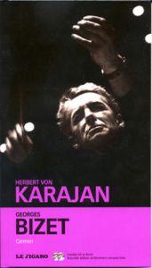 2 CD-Georges Bizet - Herbert von Karajan – Carmen