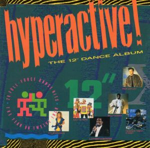 "2 x vinyl Hyperactive! The 12"" Dance Album"