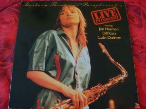 2xLP album Jazz Barbara Thompson's Paraphernalia