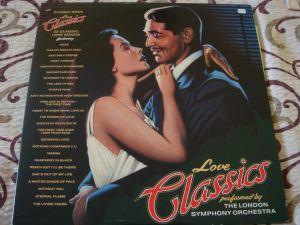 2xLP The London Symphony Orchestra – Love Classic