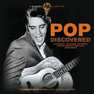 3  LP  # 6 artisti Pop  , sigilat