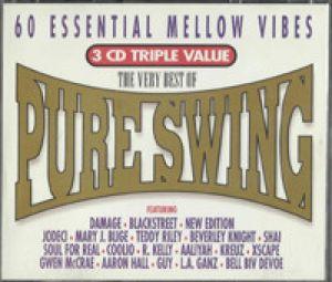 3 x CD originale sigilate Various – The Very Best Of Pure Swing