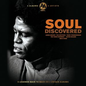 3 X LP  # 6 artisti Soul , sigilat