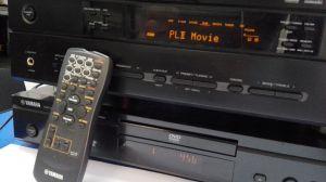 5.1 KEF/KODA,Dvd Yamaha+Receiver Yamaha