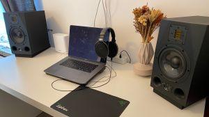Adam A7X monitoare studio + pad-uri Adam Hall