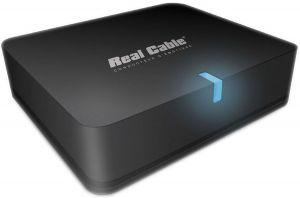 Adaptor Bluetooth aptX HD receiver Real Cable iPlug BTR-HD,nou,sigilat