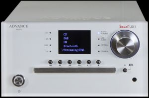 Advance Paris Multimedia Player UX1 white