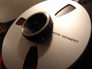 AGFA/REVOX= banda/reel tape = AGFA/REVOX = TOP metallic reel!!
