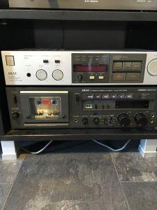 AKAI GX-F80