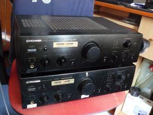 Amplificatoare Pioneer A-505R/defecte