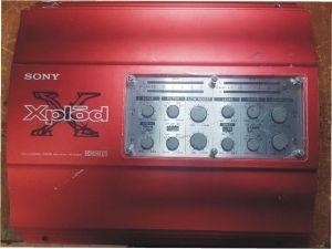 Amplificator auto Sony Explod 4X100W