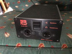 Amplificator casti electrostatice FLOAT JECKLIN PS2