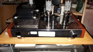 amplificator lampi  2A3