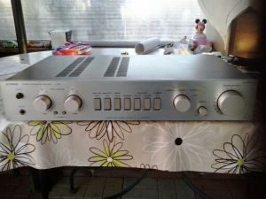 Amplificator  LUXMAN  L-113-A