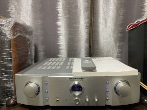 Amplificator MARANTZ PM 15/S1,140W/90W RMS,Made In JAPAN,10/10 TIPLA