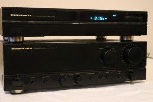 Amplificator Marantz PM40 + Tuner