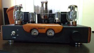 Amplificator tuburi