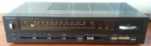 Amplituner Technics SA 110,model 1982
