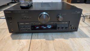 Amplituner Technics SA-DA8 MOS-FET, Bi-Amp, RDS, DTS, telecomanda