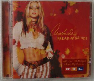 Anastacia CD audio