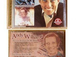Andy Williams Double album