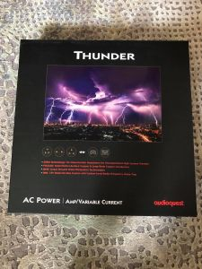 Audioquest Thunder HC 2m - IEC C19
