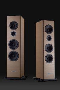 AudioSolutions Overture O304F - boxe de podea