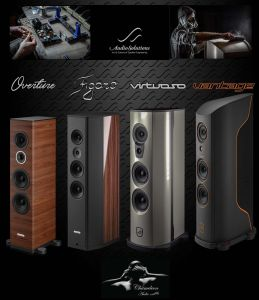 AudioSolutions Overture O305F - boxe de podea