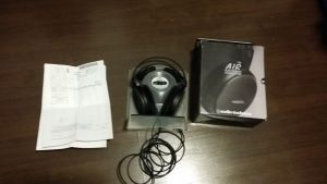 AudioTechnicaATH-AD900 Audiophile Open-air Dynamic