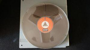 Banda magnetofon BASF 360m -  Harry Belafonte