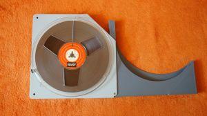 Banda magnetofon BASF 540m inregistrare Fiesta La