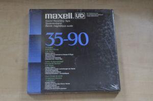 Banda magnetofon Maxell 35-90B UD  sigilata