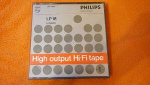 Banda magnetofon Philips DP18 Muzica Best Soul 70