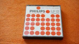 Banda magnetofon Philips LP13 Inregistrare Gerardo Frisina