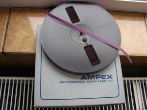 Banda profesionala 18cm Ampex