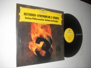 Beethoven:Symphonie nr 3/Eroica,dirijor Herbert Von Karajan