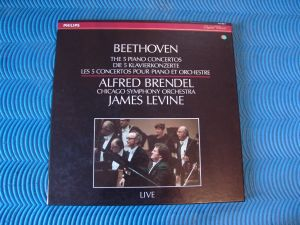 =BEETHOVEN*The 5 Piano Concertos=LIVE!