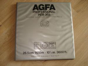 benzi magnetofon 26,5 profesionale agfa si philips