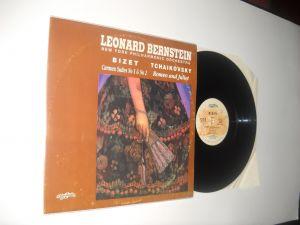 Bernstein: Carmen Suites No 1 & No 2 / Romeo And Juliet (1994)(disc vinil NM)