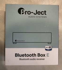 Bluetooth audio receiver Pro-Ject Bluetooth Box E , nou, sigilat
