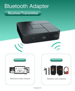 Bluetooth Box Sender/Recevier Hi-Fi