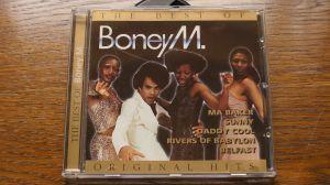 Boney M. – The Best Of Belgia 2001 Original Hits Gold CD