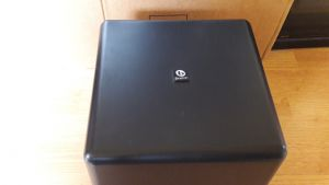 Boston TVee Model 20 subwoofer wireless