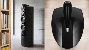 Bowers & Wilkins 804 D3 Gloss Black
