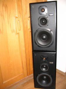 Boxe audio Technics SB-CS95 cap serie - stare buna