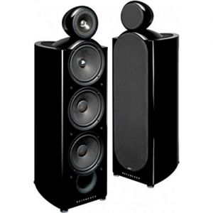 Boxe KEF Reference 207/2 Piano Black
