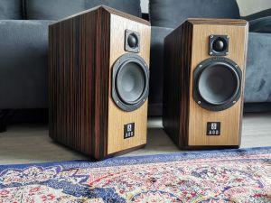 Boxe stereo AOD 5.2 pasive Roksan Morel Jantzen Mundorf