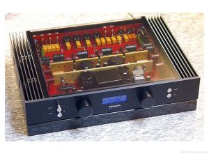 Brinkmann Marconi mk2 preamplifier - DEMO