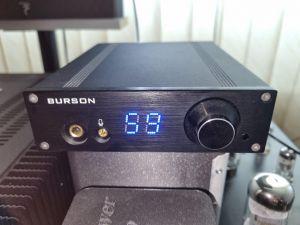 Burson Play PC-160 DAC/AMP